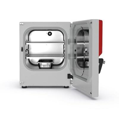 CB056 - CO2 incubator BINDER with hot air sterilization and heat sterilizable CO2 sensor