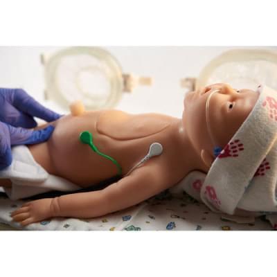 LF01420 - C.H.A.R.L.I.E. Neonatal Resuscitation Simulator with Interactive ECG Simulator
