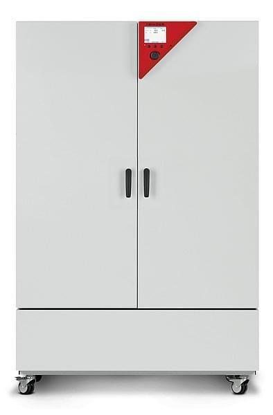 Chladící inkubátor s kompresorovou technologií, objem 720l, BINDER KB720