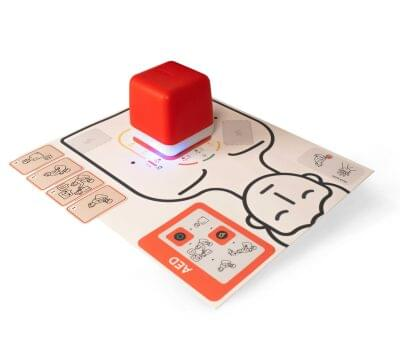 cprCUBE 2 (CPR training device)