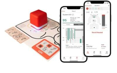 cprCUBE PRO (CPR training device)