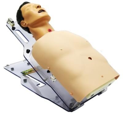 BT-CSIS - Tube feeding & Tracheostomy care & Suction training Model