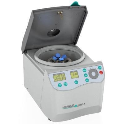Kompaktní centrifuga Z 207 A