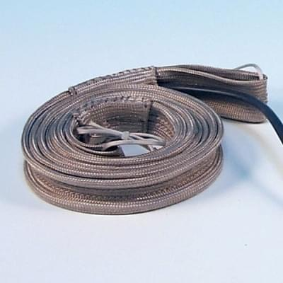 Heating tape - HBS, max 450°C, 2,0 m, 500W