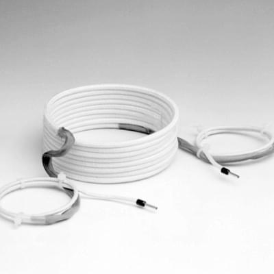 Heating tape - HSQ, max 900°C, 2,1 m, 370W