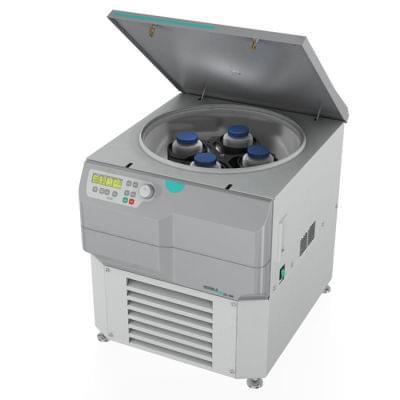 Velkoobjemová centrifuga Z 496