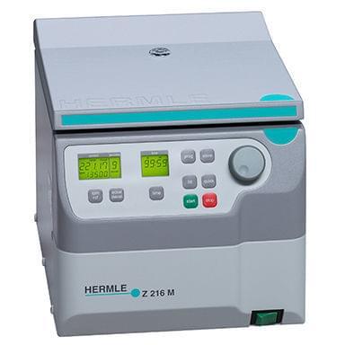 Mikrolitrová centrifuga Z 216 M