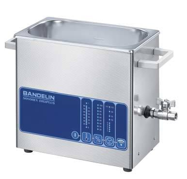 DL102H - Ultrasound bath DL 102 H