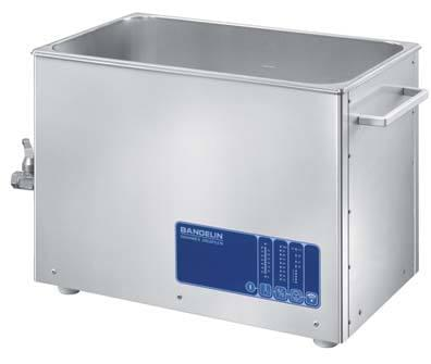 DL1028H - Ultrasound bath DL 1028 H