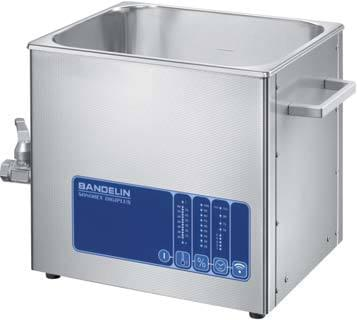 DL510H - Ultrasound bath DL 510 H