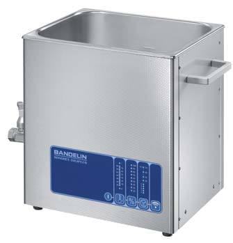 DL512H - Ultrasound bath DL 512 H