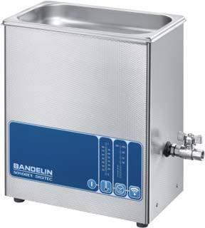 DT103H - Ultrasound bath DT 103 H