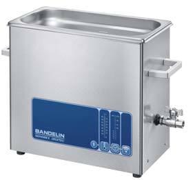 DT255H - Ultrasound bath DT 255 H