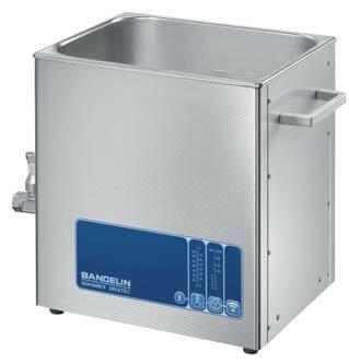 DT512H - Ultrasound bath DT 512 H