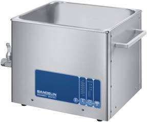 DT514H - Ultrasound bath DT 514 H