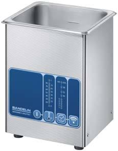 DT52H - Ultrasound bath DT 52 H