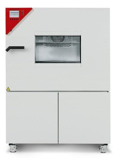 MK240 - Dynamic climate chamber for rapid temperature changes, volume 228l, BINDER