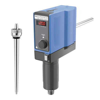 EUROSTAR 60 high speed digital - Overhead stirrer