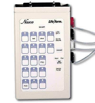 LF03670 - Interactive ECG Simulator
