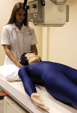 AR10A - X-Ray Positioning Manikin for Training Radiographers