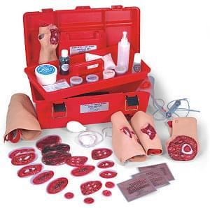 PP00816 - Rozšířená sada pro simulaci zraněného