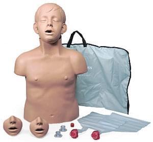 PP02275 - Brad Jr.- figurína sedmiletého dítěte s elektronikou