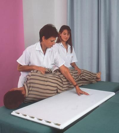 Mat for the transport of patients - wide, type V7