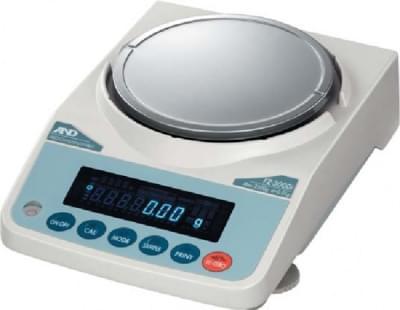 FZ-1200i-EC - Precision balance with internal calibration