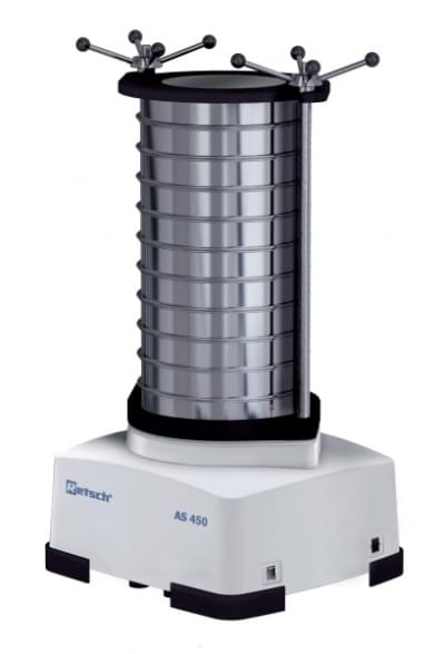 Analytical sieving shaker AS 450 control, without clamping device