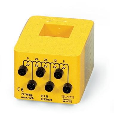 Low Voltage Coil D