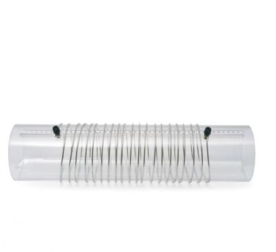 Coil with Variable Number of Turns per Unit Length