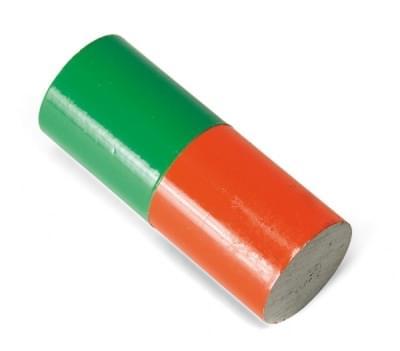 Válcovitý tyčový magnet, 50 × 20 mm