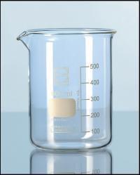Kádinka nízká s výlevkou ,DURAN, 250 ml