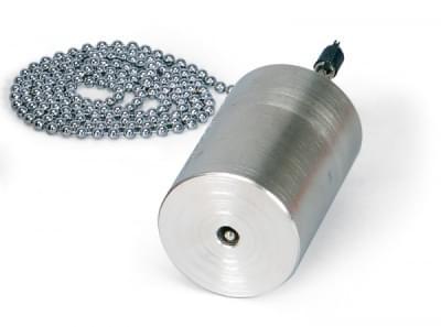 Pendulum with Plotting Electrode