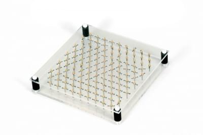 Hexagonal Magnet Model