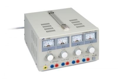 DC Power Supply 0-500 V (230 V, 50/60 Hz)