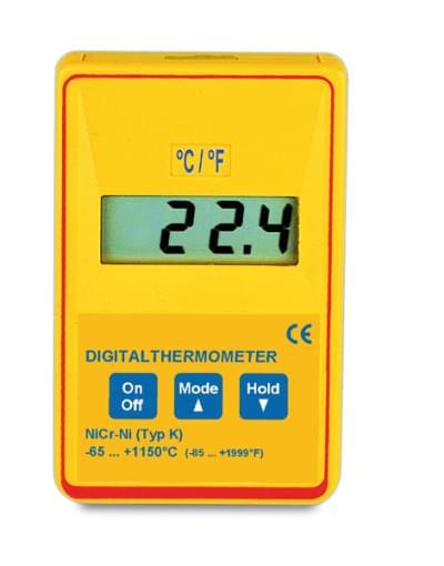 Digital Quick Response Pocket Thermometer