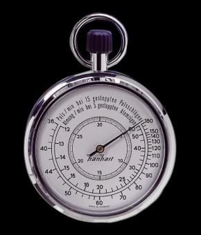112.7001-00 Pulsometer/Respiration stopwatch