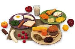 Variety Food Assortment