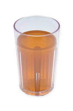 Apple juice in tumbler - 120 ml