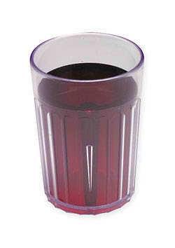 Grape / cranberry juice in tumbler - 180 ml