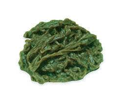Spinach - cooked