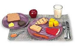 Diabetes Nutrition Teaching Kit