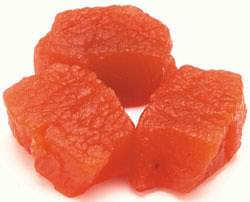 Beef cubes - raw