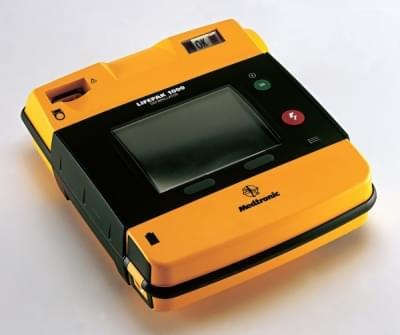 LIFEPAK 1000 without ECG display