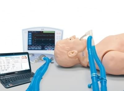 HAL S1030 - Dynamic Airway and Lung Compliance Simulator