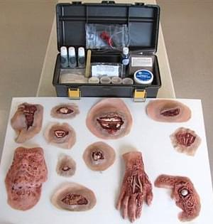 PP00620 - Xtreme Trauma Moulage Kit