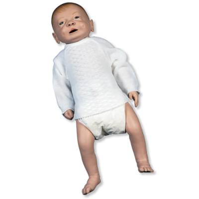 P31 - Male Baby Care Model