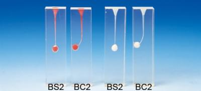 Model kořenového kanálku série S8 - bezbarvý, rovný