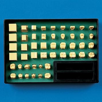 Tooth Carving Step Model Kit C11-TU.1